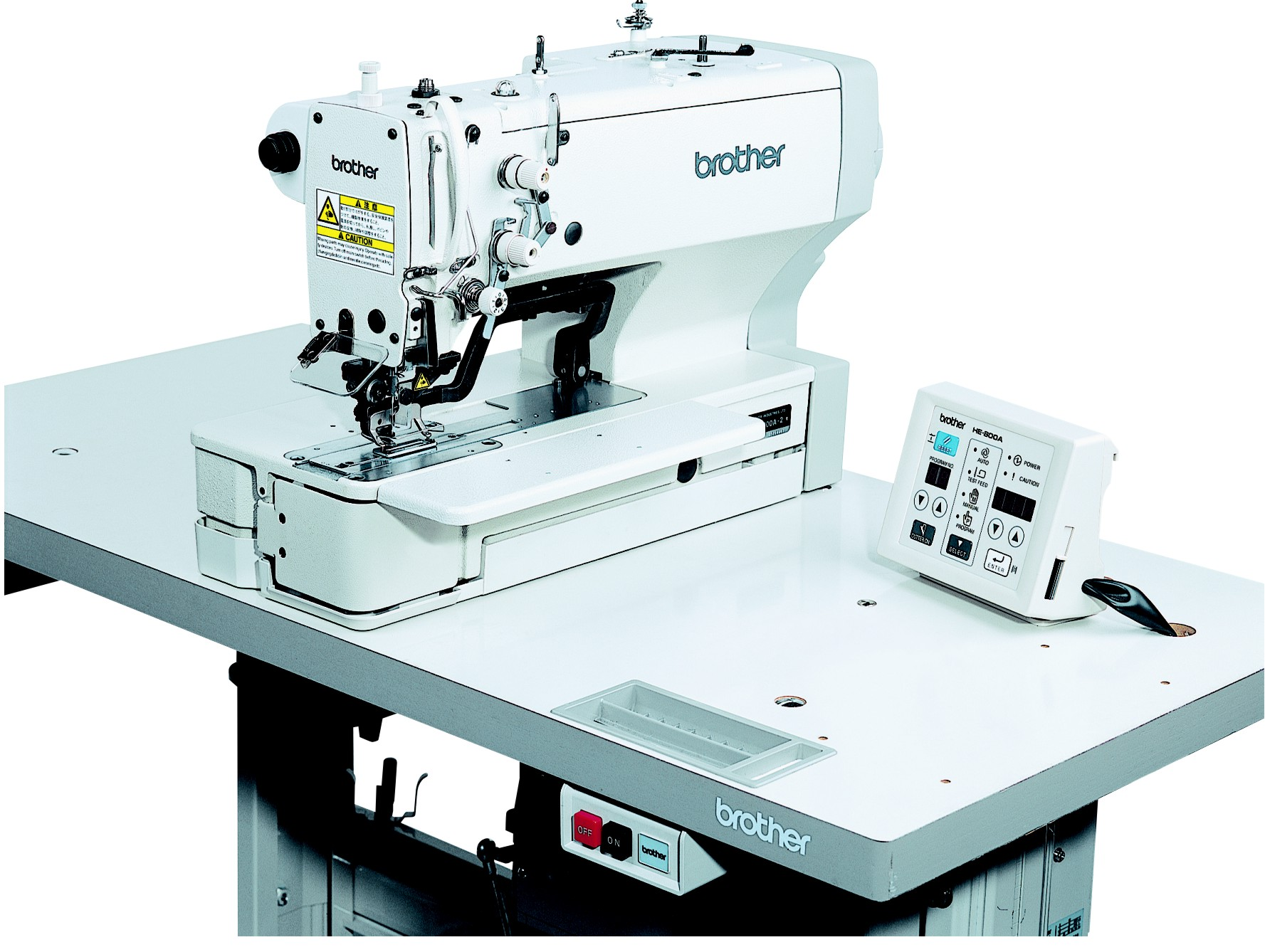 Brother HE 800A